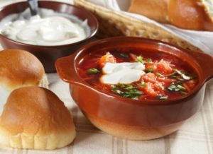 Капустняк лучшее блюдо украинского села
