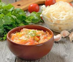 Капустняк рецепт домашнего супа с капустой