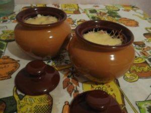 Картофель по-деревенски в горшочках14