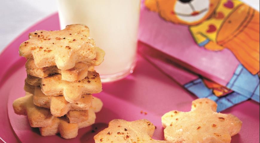 Самое вкусное детское печенье рецепты
