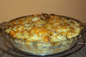 Рецепты запекания хека в духовке4
