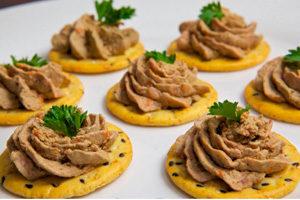 Рецепты паштета из куриной, говяжьей, свиной и утиной печени2
