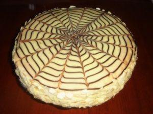 торт Эстерхази17