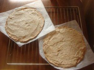 торт Эстерхази8