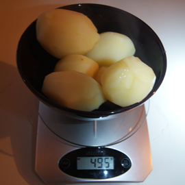 Сколько варить картошку7