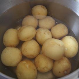 Сколько варить картошку9