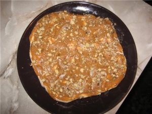торт Сникерс8