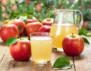 Готовим сидр из яблочного сока без сахара