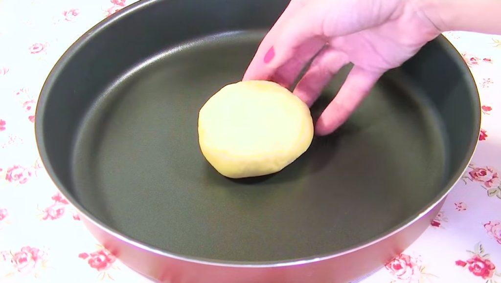 яблочный пирог пошаговое приготовление шаг 7