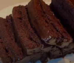 Сочный и влажный шоколадный торт